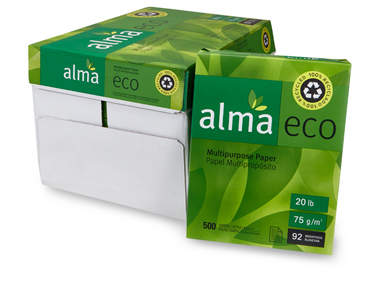 Stack of Alma Eco